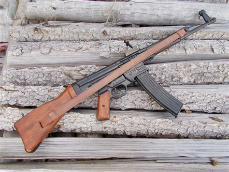 When Was The First Assault Rifle Available To Public