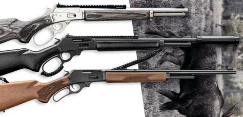 When Were Lever Action Rifles Invented