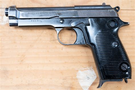 Beretta-Question When Will Beretta 9mm Become Surplus.
