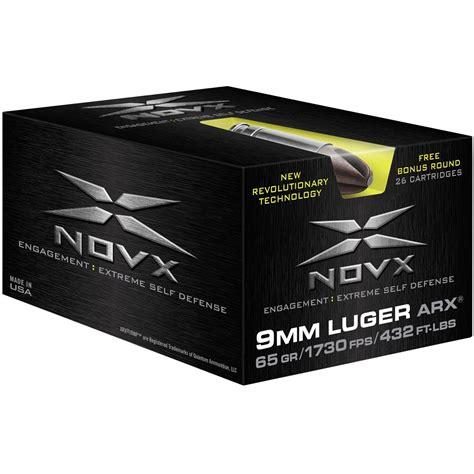 Where Can I Buy Novx Ammo