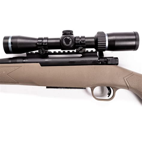 Where Is Mossberg Patriot Made