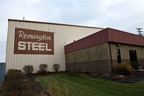 Where Is Remington Steele Located At In Springfield Ohio