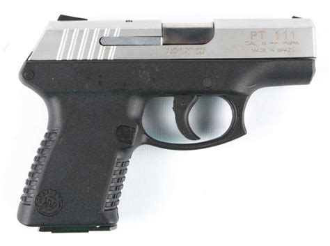 Taurus-Question Where Is Serial Number On Taurus Pt111.