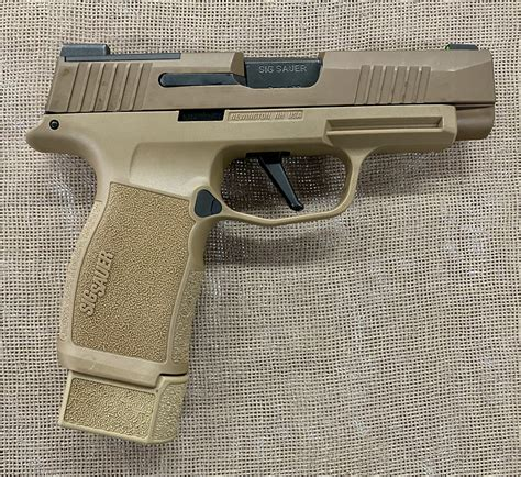 Where Is Sig Sauer P365 Made