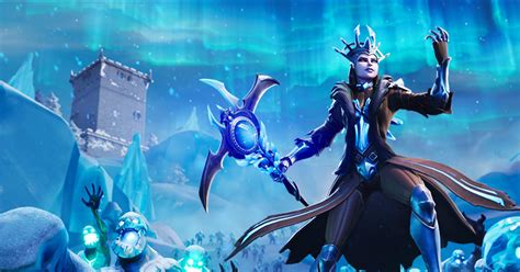 Where Is Snow Biome Ammo Boxes In Fortnite