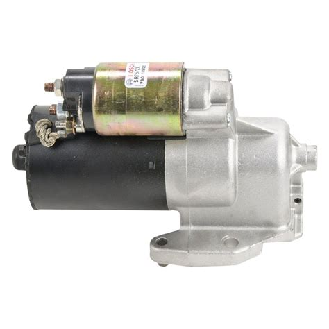 Taurus-Question Where Is The Starter On 2001 Ford Taurus.