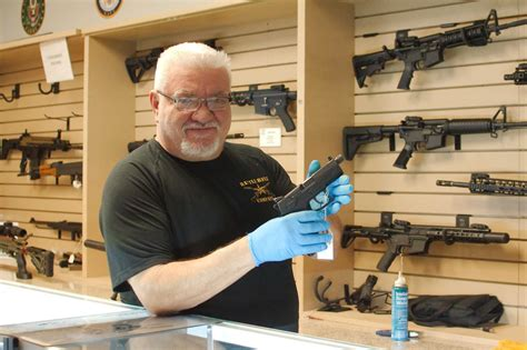 Where To Buy A Handgun In The Bay Area