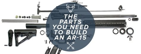 Where To Buy Ar 15 Build Parts
