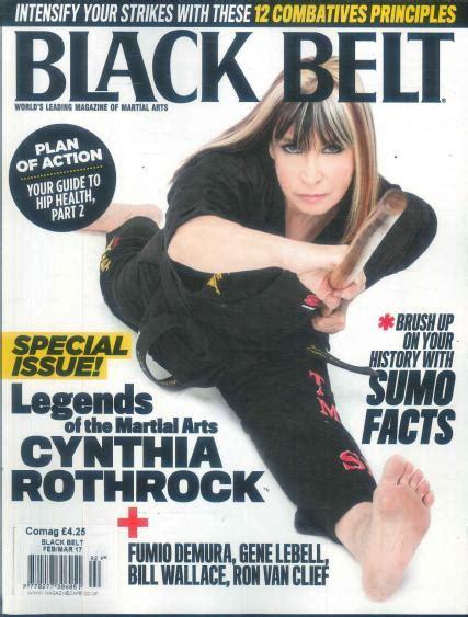 Where To Buy Black Belt Magazine
