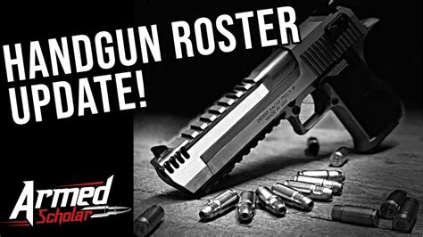 Where To Buy Off Roster Handguns