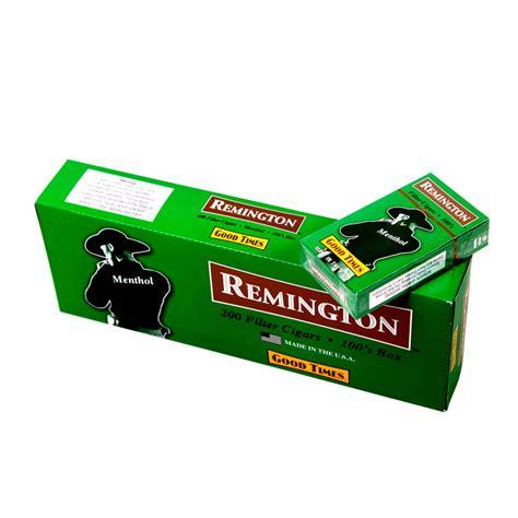 Where To Buy Remington Menthol Cigars