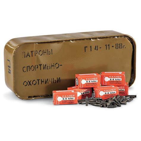 Where To Find 22 Long Rifle Ammo