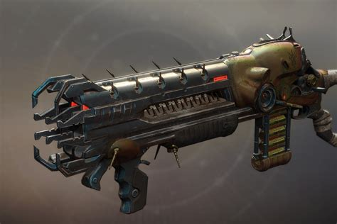 Where To Get Lord Of Wolves Shotgun
