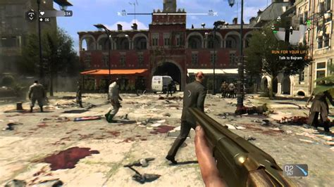 Where To Get The Golden Double Barrel Shotgun Dying Light