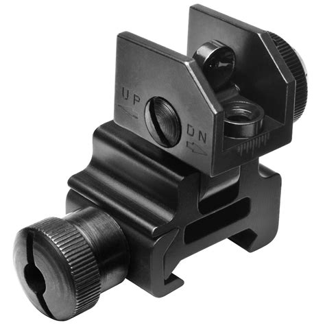 Where To Mount Flip Up Sights On Ar 15