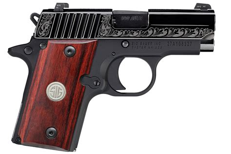 Sig-Sauer Wheres The Safety On Sig Sauer P238.