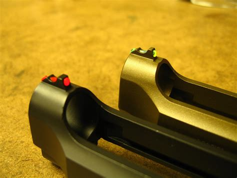 Beretta-Question Which Beretta 92 Can Replace Sights.