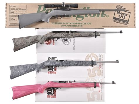 Which Is Better Ruger 10 22 Or Remington 597