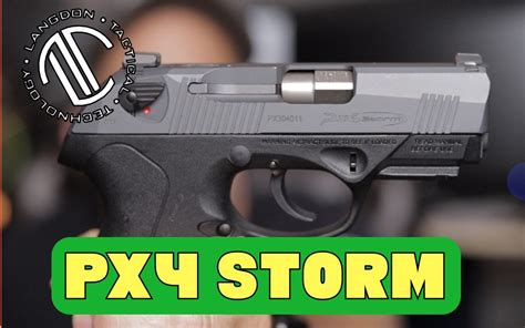 Beretta-Question Which Model Of Beretta Pistol Does Ernest Langdon Compete With.