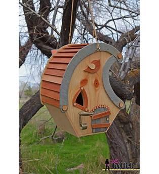 Whimsical Birdhouse Plans Free