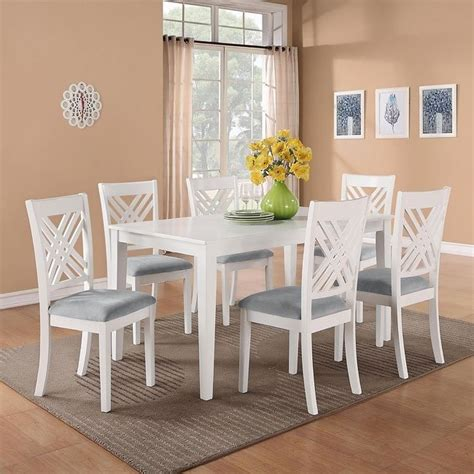 White 7 Piece Dining Set Iphone Wallpapers Free Beautiful  HD Wallpapers, Images Over 1000+ [getprihce.gq]