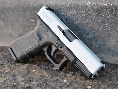 White Glock 19 For Sale