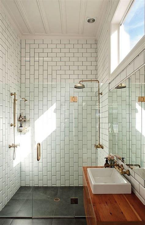 White Tile Bathroom Ideas