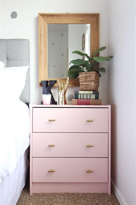 White dresser diy for teen room Image