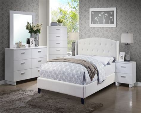 White Furniture Bedroom Image
