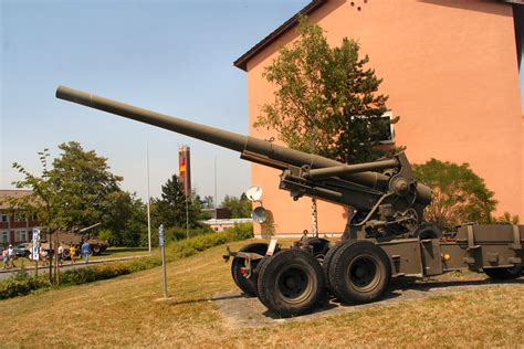 Whjat Was The Ww Ii 155mm Long Rifle Canon
