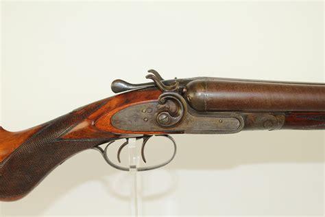 Who Made The Double Barrel Shotgun