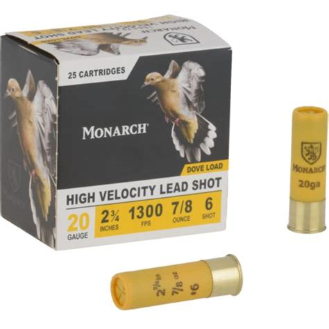 Who Makes Monarch Shotgun Ammo