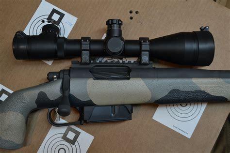 Who Makes Precision Rifles 260 Rem Caliber