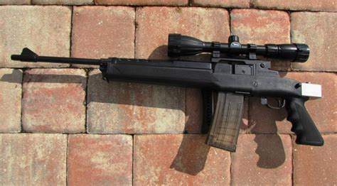 Who Manufactures Ruger Assault Rifles