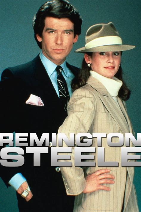 Who Starred In Tv Remington Steele Series