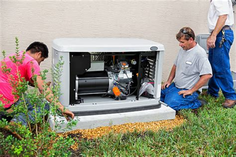 Whole home generator installation cost Image