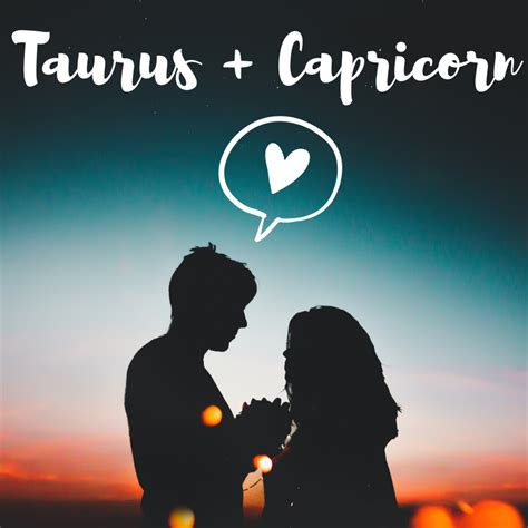 Taurus-Question Why Are Capricorns And Taurus Attracted To Each Other.