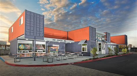 Why Build With Shipping Containers