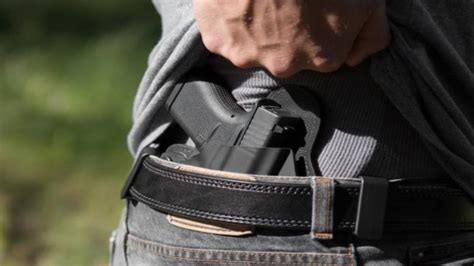 Why Carry A Concealed Handgun