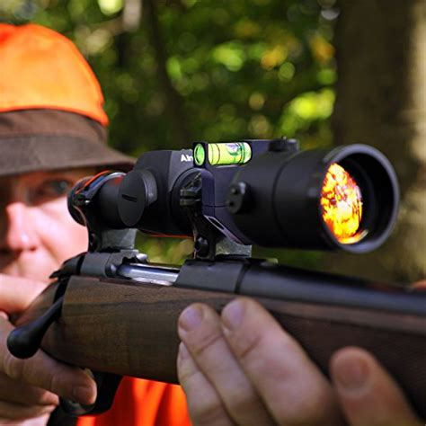 Why Every Rifle Needs An Anti Cant Bubble Level