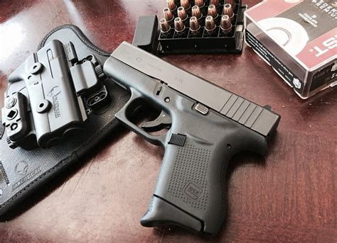 Why Is The Glock 43 So Popular And Youtu E Glock 43 Review