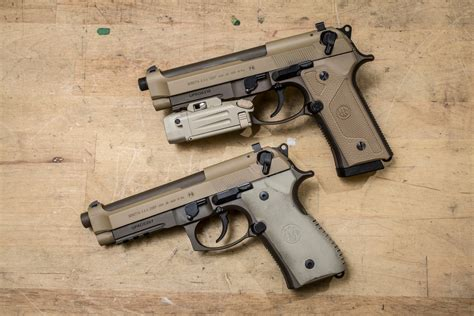 Beretta-Question Why Is The Military Stil Using Beretta.
