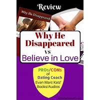 Why he disappeared by evan marc katz methods