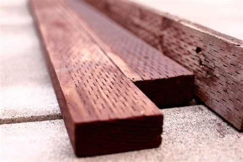 Why use pressure treated lumber Image