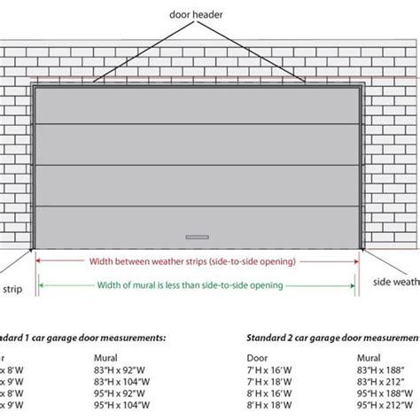 Width Of 2 Car Garage Door Make Your Own Beautiful  HD Wallpapers, Images Over 1000+ [ralydesign.ml]