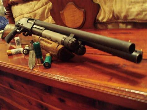 Wiki Remington 1740 Shotgun