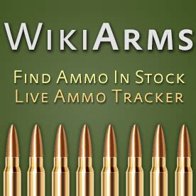 Wikiarms Live Ammo Prices