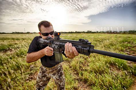 Wild Hog Hunting With Ar 15