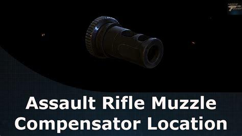Wildlands Assault Rifle Compensator