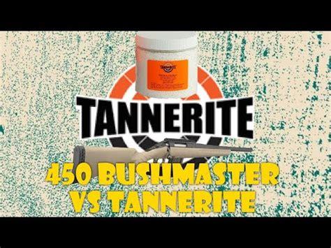 Will A 450 Bushmaster Set Off Tannerite